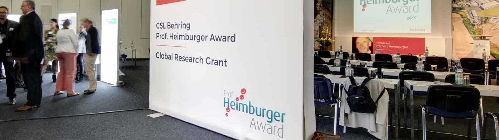 Prof. Heimburger-díj